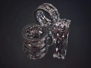 ジャスティンデイビス指輪