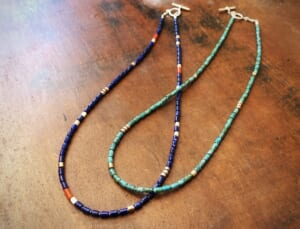 Tube Beads Necklace