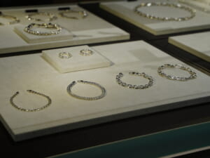 SATURNO Silver Jewelry Collection シルバー チェーンブレスレット イベント
