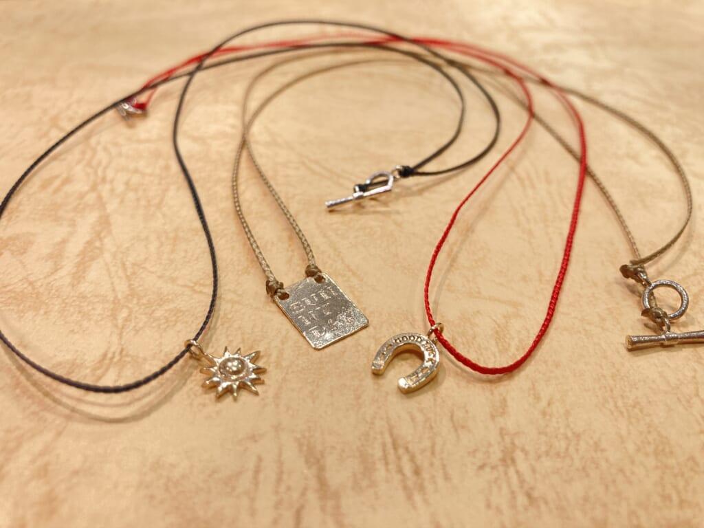 シンパシーオブソウル ワンマイルジュエリー サン ホースシュー プレート ネックレス ブレスレット 10金 プレゼント