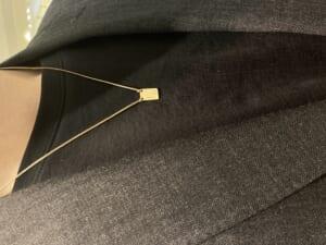 シンパシーオブソウル ワンマイルジュエリー プレート ネックレス ブレスレット 10金 プレゼント