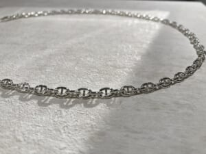 SATURNO Silver Jewelry Collection シルバー チェーンネックレス イベント B2047-50
