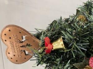 Xmas クリスマス ペア アクセサリー プレゼント