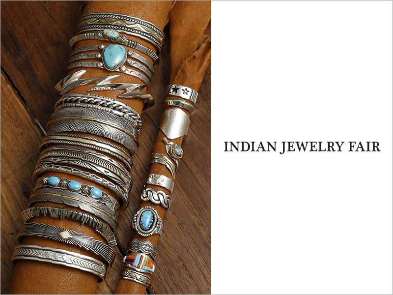 INDIAN JEWELRY FAIR インディアンジュエリーフェア