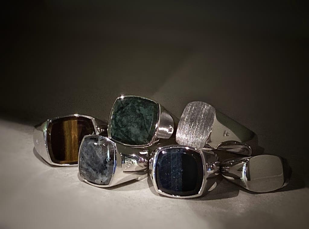 TOMWOOD Ring