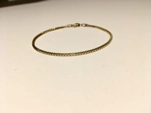 Gold Jewelry from NEW YORK Venetian B 3