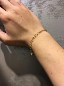 Gold Jewelry from NEW YORK ラウンドb1