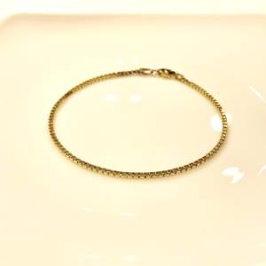 Gold Jewelry from NEW YORK Venetian B