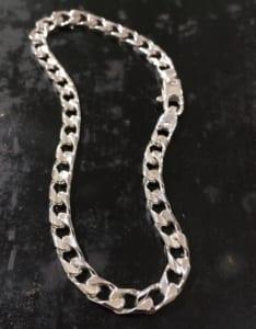 Silver 925 chain bracelet 3
