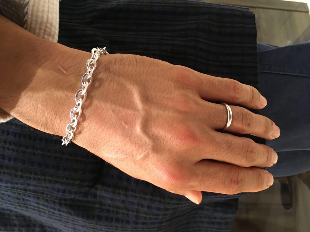 Chain bracelet 2