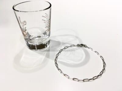 Silver Chain bracelet2