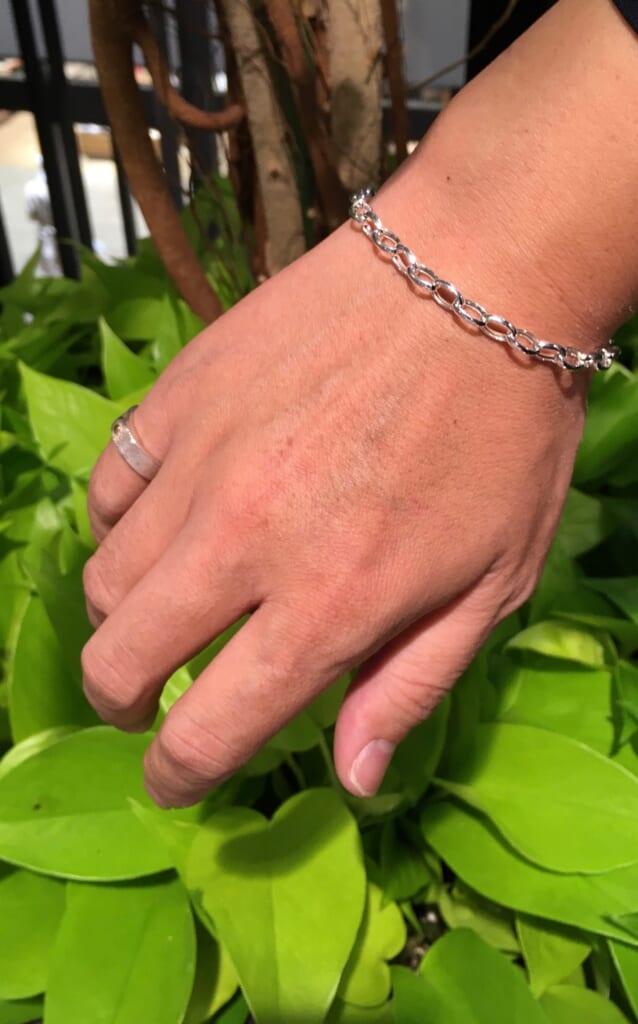Chain bracelet Swing 2
