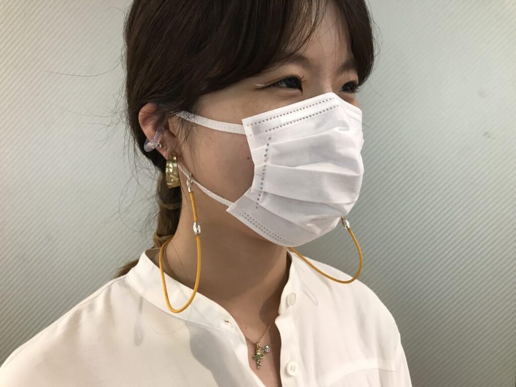 マスクコード着用イメージ