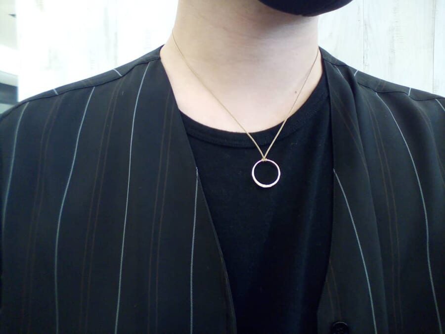 Stay By Me Pinky Ring & Necklace