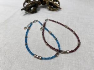 sumandhakhwa beads anklet