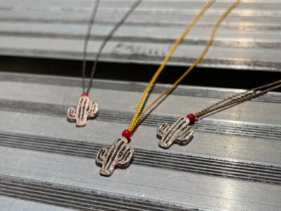 シンパシーオブソウル One Mile Jewelry Cord Necklace Cactus