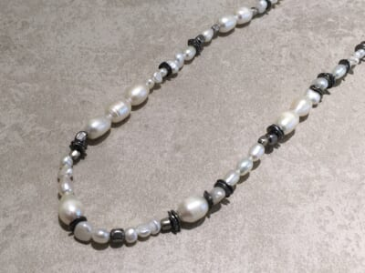 Pearl Beads Necklace