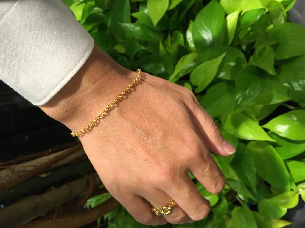 Just good bracelet round 1