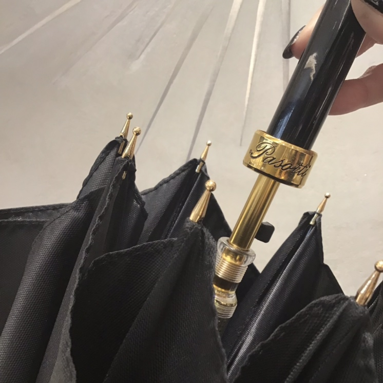 パソッティ フレンチブルドッグ長傘
