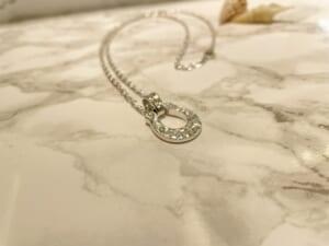 Lono Collaboration XL Horseshoe Necklace 物